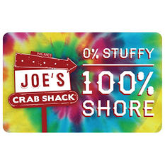 Joe' s Crab Shack $25 Gift Card
