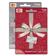 MasterCard Gift Card - Various Amounts
