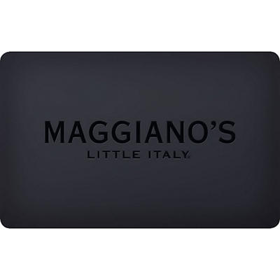 Maggiano's eGift Card - Various Amounts (Email Delivery)