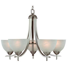 Hardware House 5-Light Carlisle Chandelier