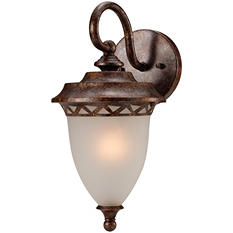 Hardware House Tristen Outdoor Wall Light