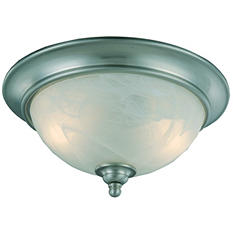 Hardware House Dover 2-Light Ceiling Light