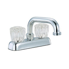 Hardware House 2 Handle Laundry Tub Faucet