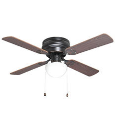 "Hardware House Aegean 42"" Ceiling Fan - Classic Bronze finish"