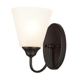 Hardware House Galveston Black Wall-Mounted Light Fixture (Multiple Light Counts Available)