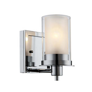 Hardware House Avalon Chrome Wall-Mounted Light Fixture (Multiple Light Counts Available)