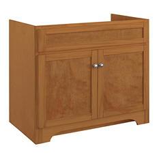"Hardware House Brookville 36""x21"" Vanity (Honey Birch)"