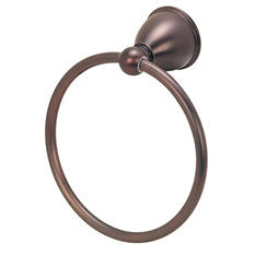 Hardware House Highland Classic Bronze Towel Ring