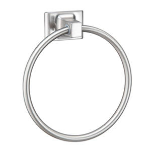 Hardware House Sunset Satin Nickel Towel Ring