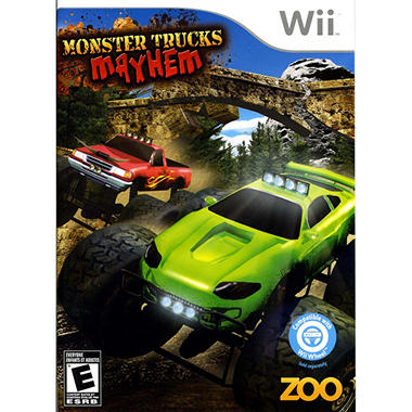 Monster Truck Mayhem - Wii