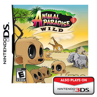 Animal Paradise Wild - NDS