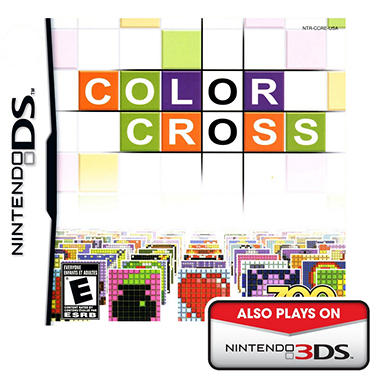Color Cross - NDS