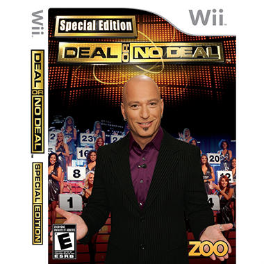 Deal or No Deal Special Edition - Wii
