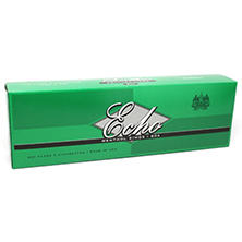 Echo Menthol Box - 200 ct.