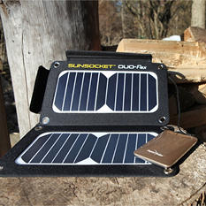 Aspect Solar Technologies DUO-Flex DC12U2 Solar Panel
