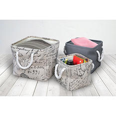 Bintopia 3-Piece Inspiration Bin Set
