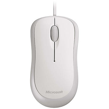 Microsoft 3-Button Basic Optical Mouse