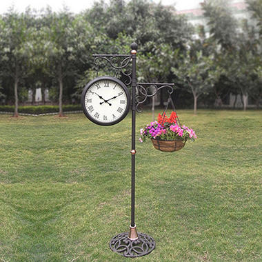 Floor Standing Outdoor Clocks 83