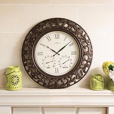 "Member's Mark® 30"" Wall Clock"