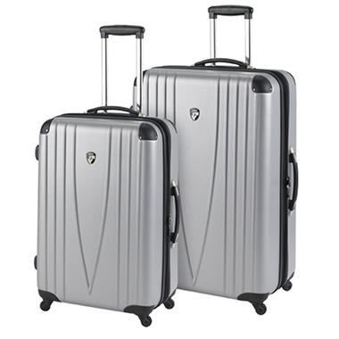 Heys 4WD Spinner Lightweight Luggage 2 Piece Set