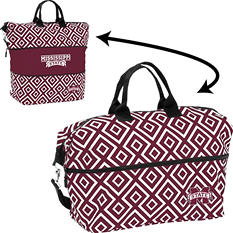 Mississippi State DD Expandable Tote