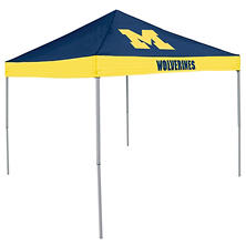 9x9 NCAA Michigan Canopy