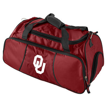 Oklahoma Athletic Duffel