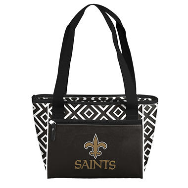 New Orleans Saints 16-Can Cooler Tote