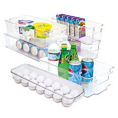 6-Piece Refrigerator Organization Set