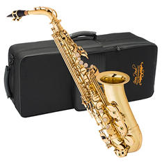 Alto Saxaphone with Care Kit
