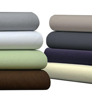 Brielle Cotton Jersey Sheet Set - Various Size and Colors