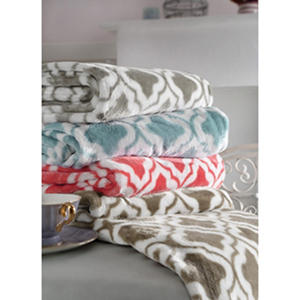 Velvet Plush Heavy Fleece Throw