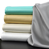 Brielle Tencel Duvet Cover (Assorted Sizes and Colors)