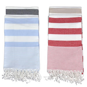 Pestemal - Kikoy Traditional Turkish Bath Towel
