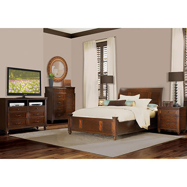 Kildare Heights Bedroom Set - Queen or King