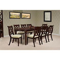 Chaney Table and 8 Chairs Dining Set