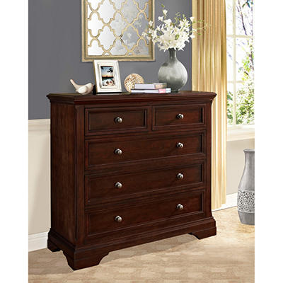 Pennsylvanian House Savannah 5-Drawer Chest (48 x18 x 42)