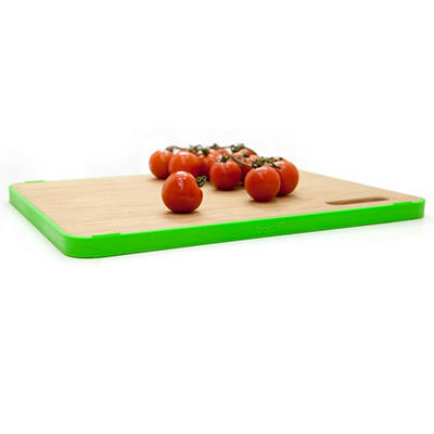 Mango Leaf Banded Bamboo Cutting Board Set (3 pcs.)