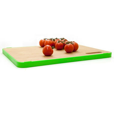 Mango Leaf Banded Bamboo Cutting Board Set (3 pcs.)