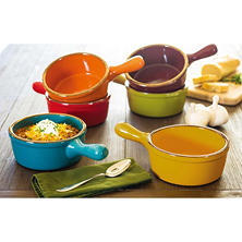 French Onion Soup Bowls, Set of 6