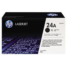 HP 24A Original Laser Jet Toner Cartridge, Black (2,500 Yield)