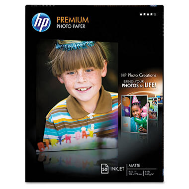 HP Premium Soft Gloss Photo Paper