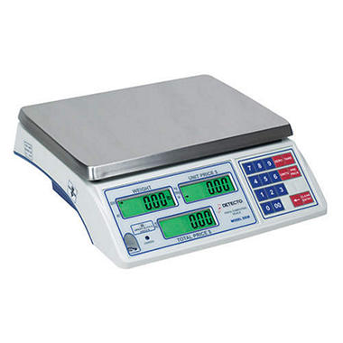 Detecto� Price Computing Scale - 30 lb. Cap.