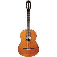 Kona Classical Guitar with Spruce Top and Mahogany Body in High  Gloss Finish