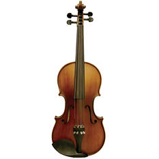 Maestro Antique Satin 4/4  Size Violin With Case