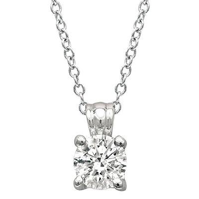.70 ct. Diamond Solitaire Pendant (I, SI2)