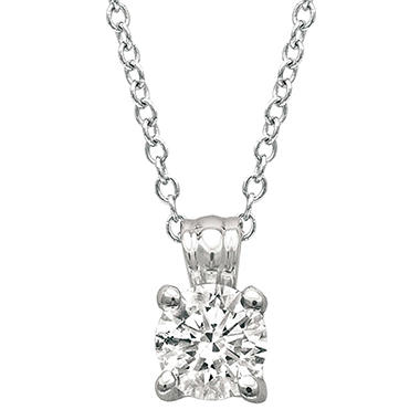 .70 ct. Diamond Solitaire Pendant (I, SI2)