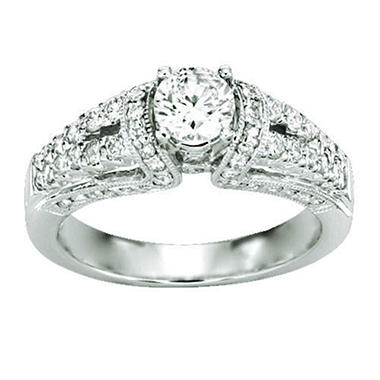 1 ct. t.w. Diamond Engagement Ring (I, SI2) - Sam's Club