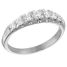 .46 ct. t.w. Diamond Wedding Band (I, SI2)