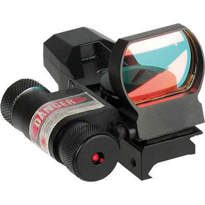 Sightmark® Laser Dual Shot™ Reflex Sight